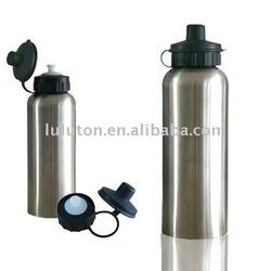 2015 factory hot selling Aluminum water bottle drinking bottle for gift