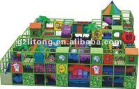 2012 Naughty palace safe Indoor Playground Equipment