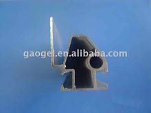 Aluminum profile construction material