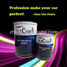 Car Refinish Paint Acrylic Lacquer Coating