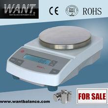 D'équilibrer le poids 3kg/0.1g industriels électriques échelle