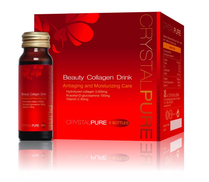 Anti-aging CRYSTALPURE Beauty Collagen Drink