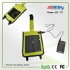 High quality solar bag for charing any phone,digital camera,other digital device