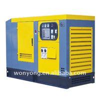 silent diesel generator name power head