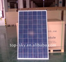 2014 good price and high power 225W polycrystalline silicon solar panel with MCS,TUV,CE,ROSH etc certifications