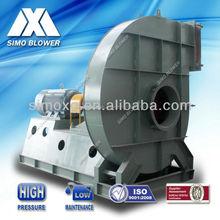 Waste Incineration Boiler Centrifugal Draft Fan