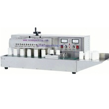 small scale automatic induction sealer for bottles