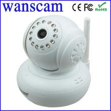 Wanscam HW0021 H264 SD Card Slot 1MP Wifi Wireless Cheap IP Camera megapixel