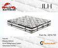 La reina 2014 bobina de bolsillo colchón colchón king size box spring 32pa-f30