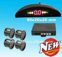 New!!!4 Rear Sensor from 2 MTS Alarm Auto Reversing Sensor System