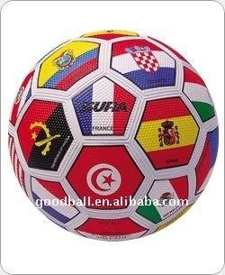 Rubber soccer balls / rubber footballs