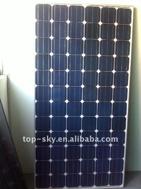 2015 High efficiency&high power mono 275w solar panel, TUV,CE,ROSH,ICE