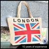 2015 new cotton canvas tote bag canvas bag
