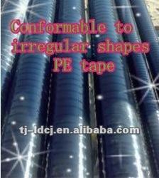 High adhesion PE modified bitumen tape