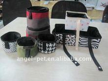 folding dog travel bowl water proof