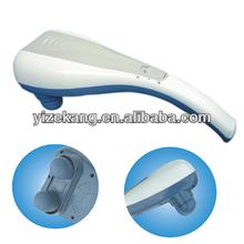 2013 Hand Held Body Massager,Twin/ Dual head massager hammer, Double Head Body Massager Stick