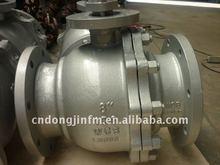 API/ANSI flangedball valve