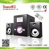 panel subwoofer 2.1 USB SD /MMC & remote control Speaker ,computer speaker/SR-549