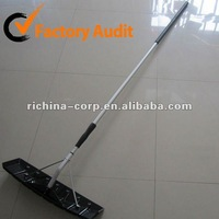 Telescopic roof snow rale, Roof Snow Rake, Aluminum snow rake, roof snow scraper