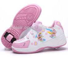 Children Flying Shoes/ roller skate shoes/wheels shoes