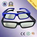 Mode niedrigen preis kunststoff 3d-brille für kinofilme tv