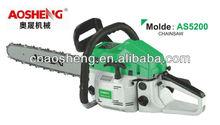 52cc gas chainsaw AS5200