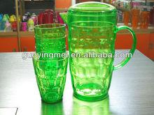 2L plastic beer pitchers
