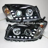 RAV4 LED Head Lamp For TOYOTA 2007 - 12 V2 Type