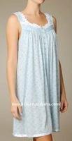 Kashmir Twilight Comfortable Short Gown HSX031