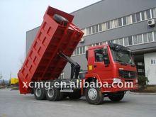 China HOWO 6x4 DUMPER TRUCK 2012