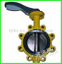 LT butterfly valve