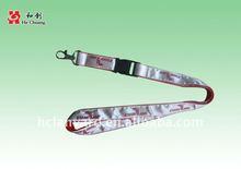 Original manufacture ribbon lanyard for company advertise
