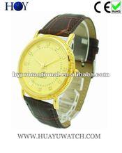 Luxury new watch 2012 genuine strap HY- SSW028