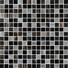 Glass Mosaic: Vetro Mix C6 Pitch Black