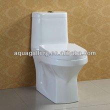 CUPC Flush One Piece Toilet (AT-566)