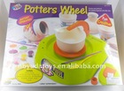DIY toys pottery wheel