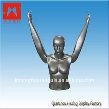 Fashion human body torso model