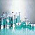 airless bomba frasco acrílico e vasilhas de plástico