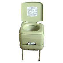 10L Portable Toilet and Height Bracket