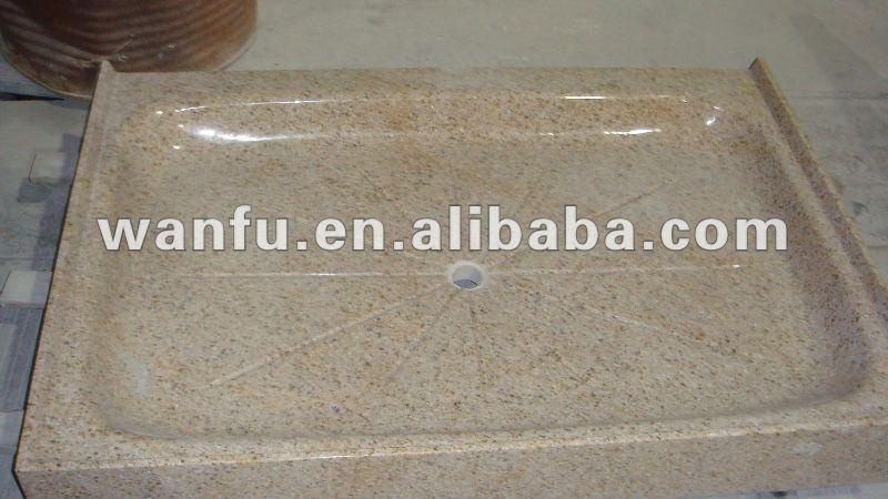 Piedra natural plato de ducha bandejas de ducha - Platos de ducha de piedra natural ...