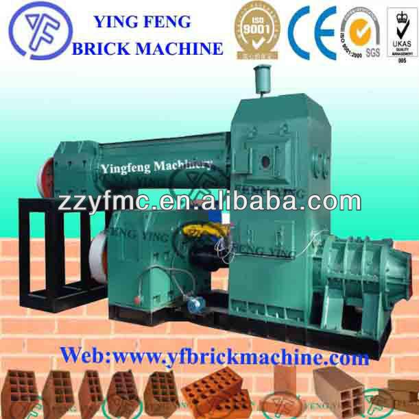 Hot sale in Bangladesh! Fully auto Clay brick making machine manufacturer/holes bricks making machines manufacturer!!!