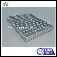 Hot dipped galvanized steel floor deck grating