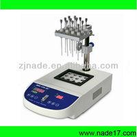 Nade Gas Generation Equipment Nitrogen Evaporator HGC-12D 12samples Healer-Block Type