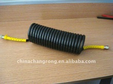 Air brake and seven eletrical core cable
