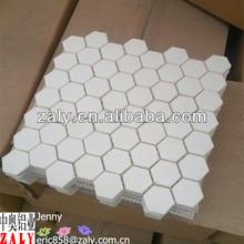 92% 95% al2o3 Alumina hexagon mosaic tile