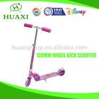 2 wheel aluminium foot scooter