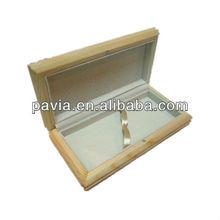 handmade wooden pencil box
