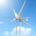 3kw pequeño molino de viento generador de uso en el hogar