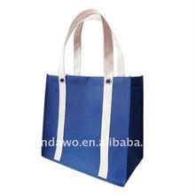 2014 Christmas Non woven hand bags