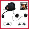 100m-500m Intercom Headset Bluetooth Motorbike Helmet
